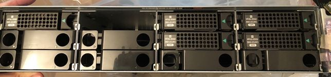 АКЦИЯ СХД Fujitsu DX80 x5 450 Gb SAS 15k/ 2x Controller/ x2 PSU