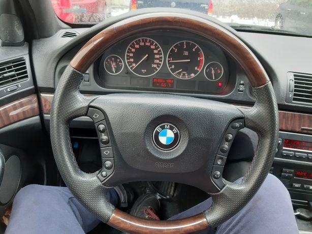Volan exclusive cu airbag stage 2 Bmw E39 E39 X5E53 E46