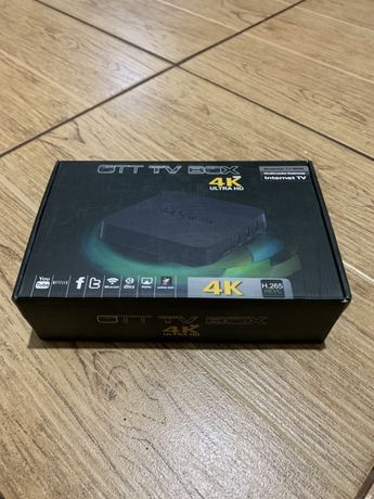 TV BOX смарт ТВ