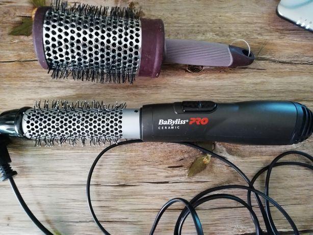 Фен - плойка и расчёска для укладки волос