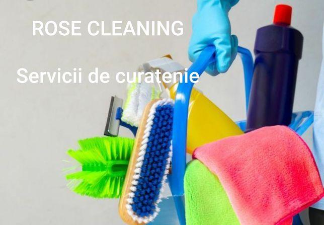 Firma servicii de curățenie