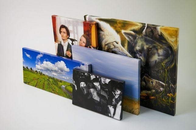 Печать фото и картин на холсте!