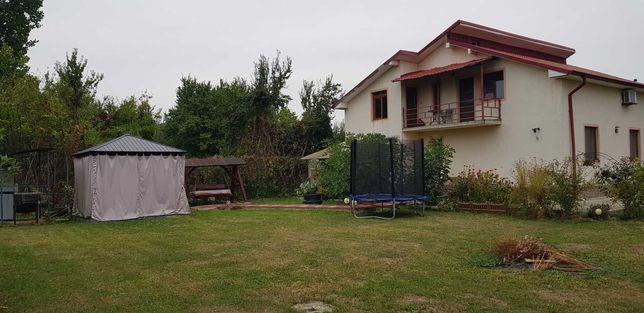 Clinceni-Ordoreanu, P+M, 5cam, 200mp/util, 1000mp teren, garaj, asfalt