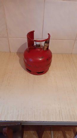 Продам баллон газовый емкостью 5 литров с вентилем (сделано в России)