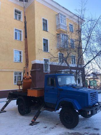 Услуги Автовышки 22 метра