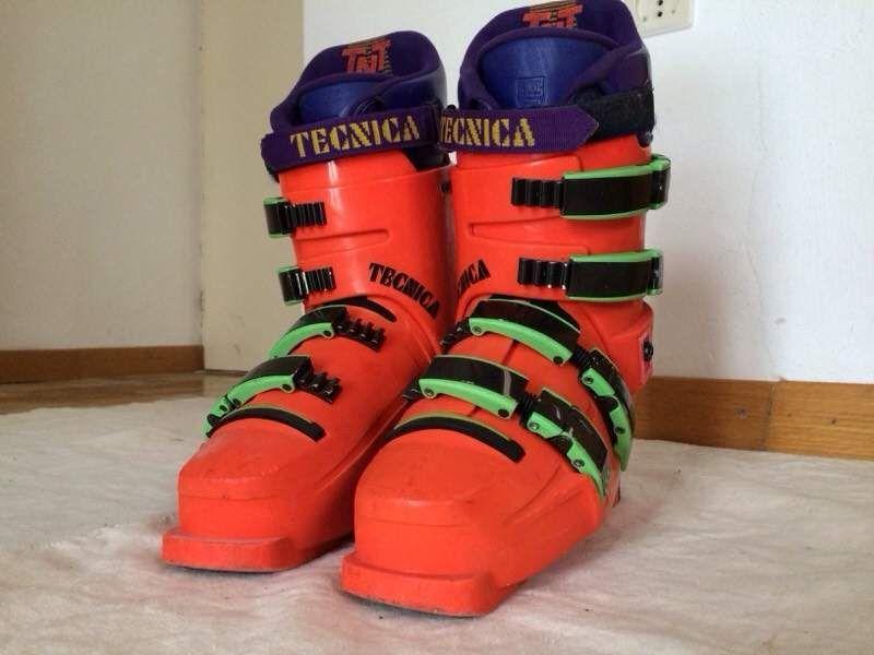 Ски обувки Tecnica TNT ски ботуши Tecnica TNT гр. Бургас - image 1