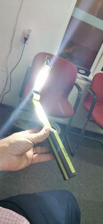 Lampa led profi-SLIM.Lanterna led incarcabila 670Lumeni!Noi-Cehia+tva