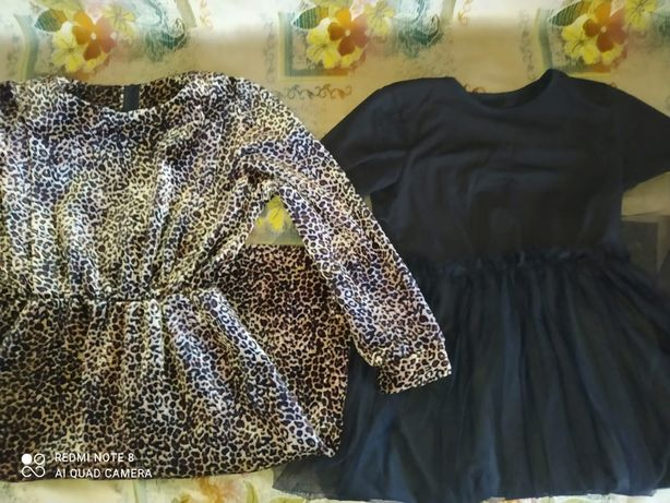 Платье женские, детям