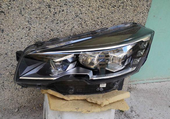 Оригинален фар Пежо 508 Peugeot 508 Full led