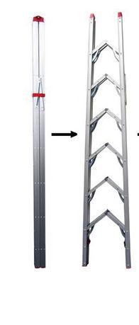Стълба алуминиева