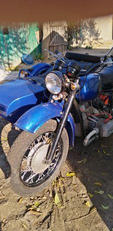 Motocicleta dnepr