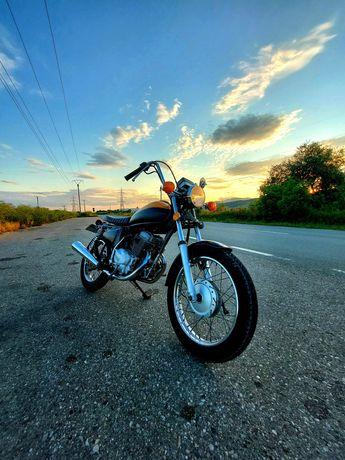 Motocicleta honda, stare buna