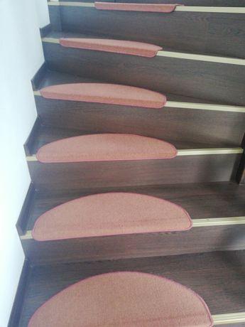 Mocheta trepte scări 15 buc