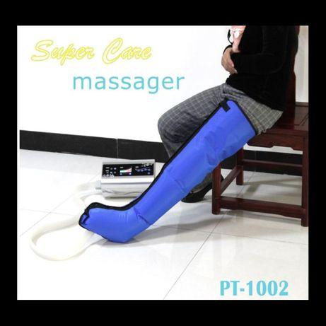 Sistem de compresie intermitenta pentru terapia piciorului - nou