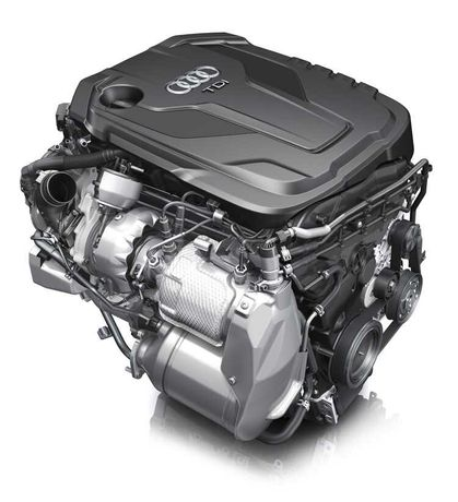 Vând motor audi 2.0 tdi CNH 190hpeuro 6 q3 q5 A4 A5 A6