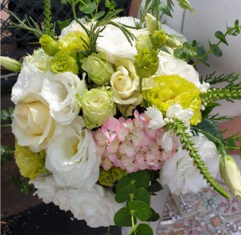 Aranjamente florale pentru nunta, botez sau diferite evenimente