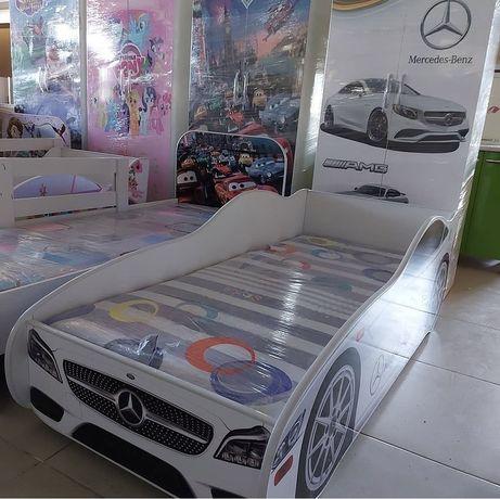 Срочно продам машина кровать гелендваген и мерс