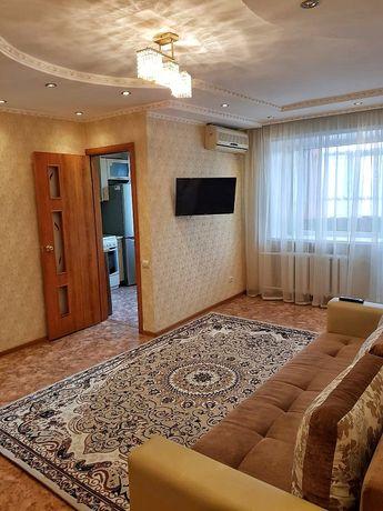 Просторная квартира с двумя спальнями на Павлова