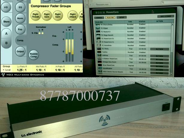 Tc Electronic Powercore + MD3 Mastering Compressor качественные плагин