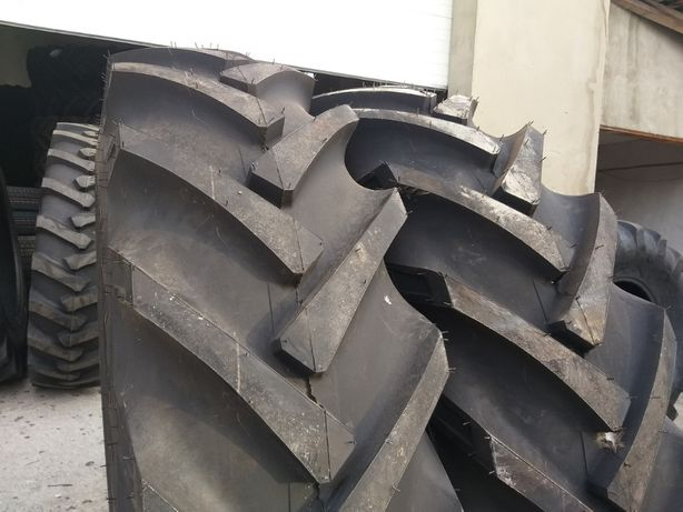 Cauciucuri 16.9 34 TATKO 10 pliuri anvelope noi tractor FIAT SAME r34