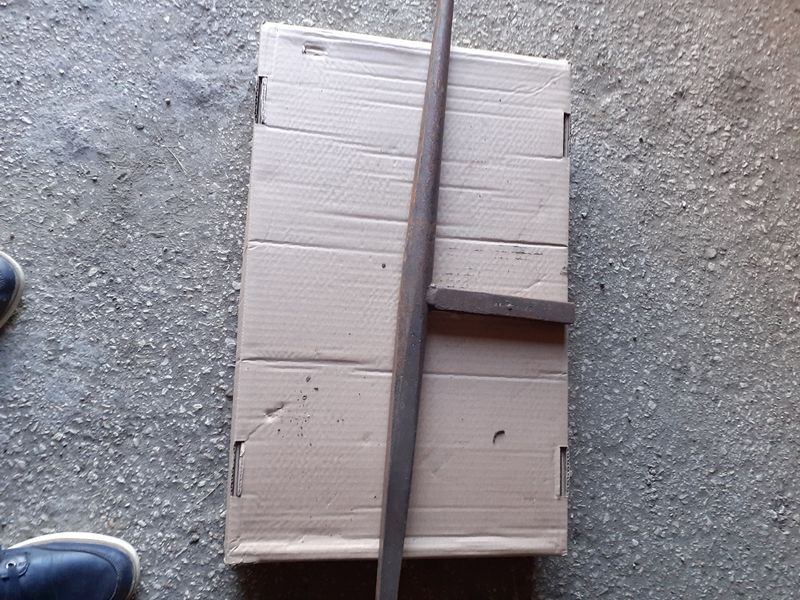 Тенекеджийски меч гр. Тутракан - image 1