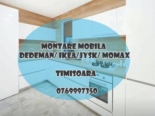 Montez mobila/montator mobilă .. Dedeman, Momax, ikea, jysk