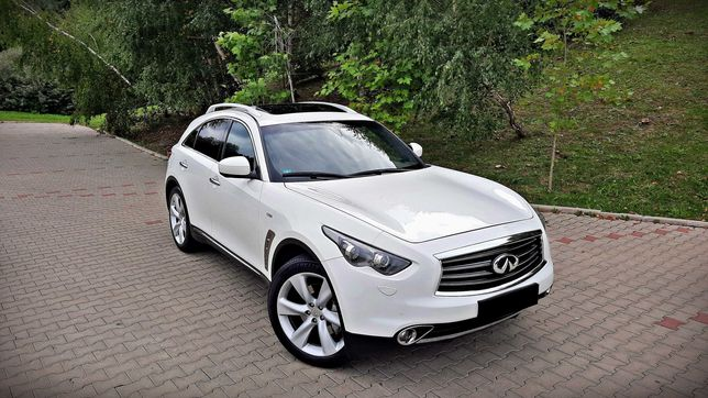 INFINITI Fx30s-Qx70s Diesel 3,0 FULL accept anumite schimburi auto