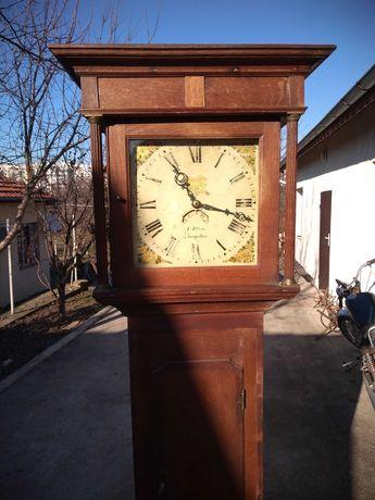 Френски паркетен часовник 19 ти век