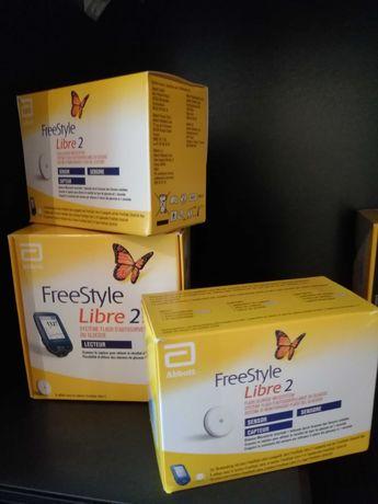 Freestyle libre 2 și 1