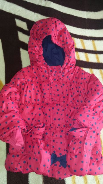 Geaca iarna fetita Coccodrillo 1-1,5 ani