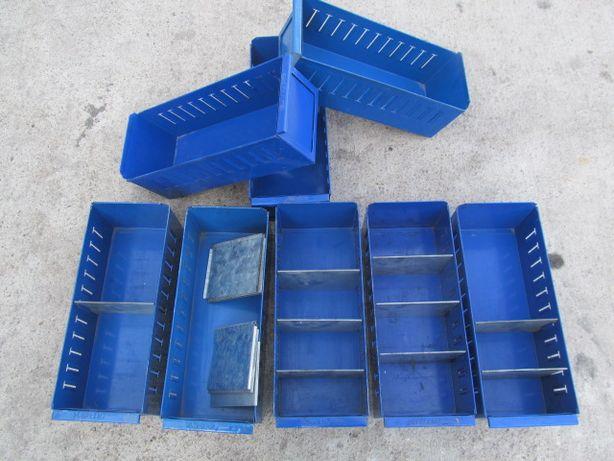 Cutii metalice cu separatoare