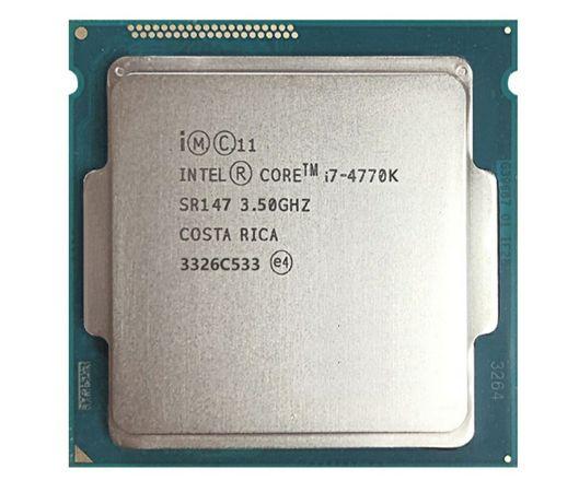 Процессор Intel Core i7-4770к Haswell (3500MHz, LGA1150)