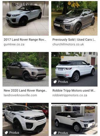 Aripa spate  Range Rover Evoque
