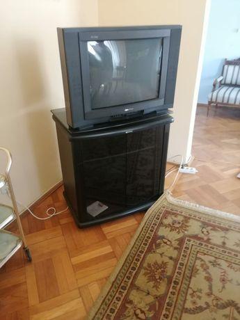 Comodă tv și scaun nou pt masaj