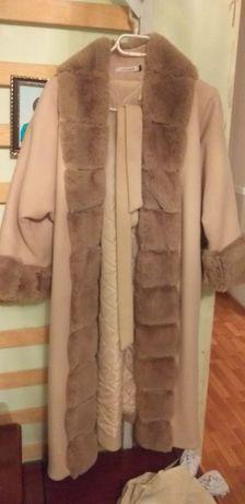 Пальто зимняя новая