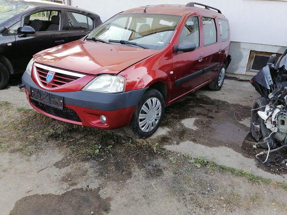 Dacia Logan на части Дачиа Логан 1.5 dci