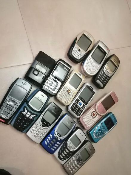 Nokia 6600,3650,6310,7200,7260,7360,7373,7210,6220,5210,8210,8250,8310
