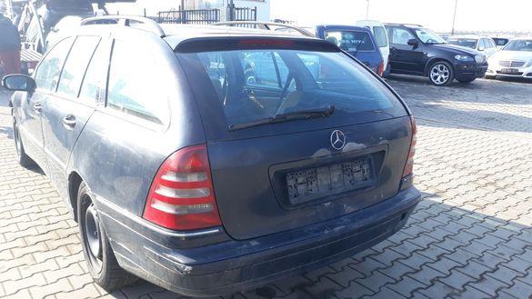 Mercedes C270cdi,на части