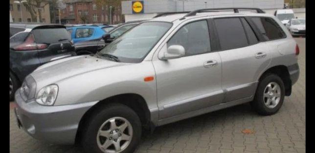Dezmembrez Hyundai santa fe 2.0 CRDI 4x4  2001