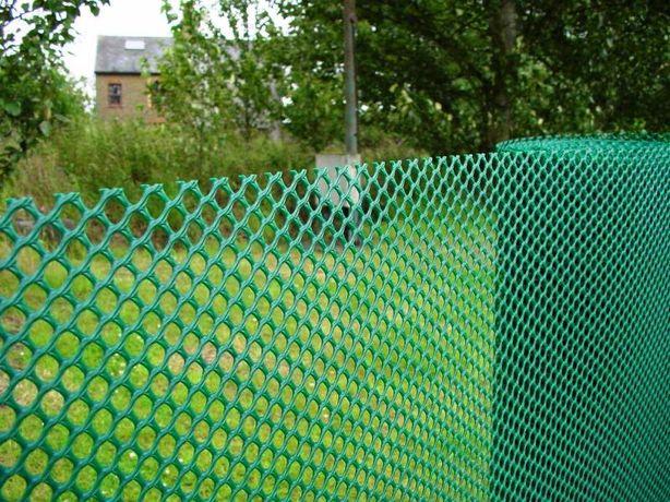 Plasa verde pentru gard-uz gospodaresc-imprejmuire cotete-HDPE