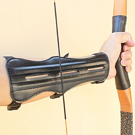 Protectie antebrat tir cu arcul