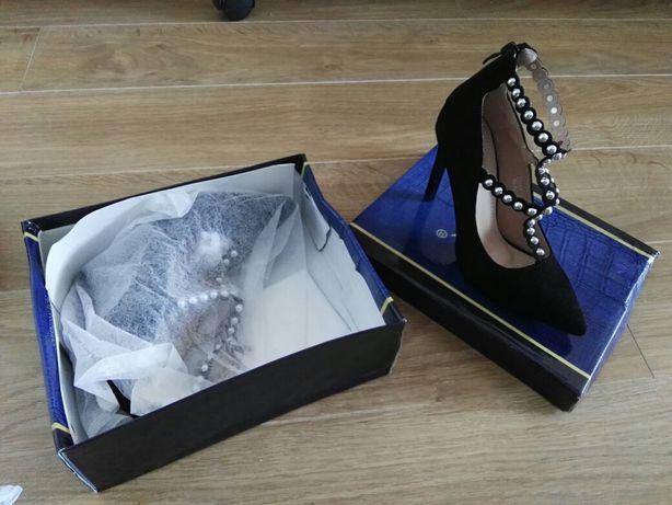 Туфли замши женские