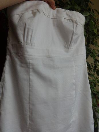 Бяла рокля H&M- като нова!