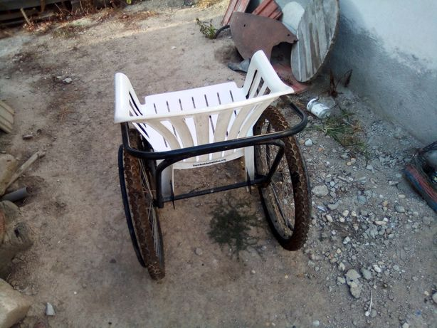 Donez căruț pentru.persoane.cu.dizabilitati
