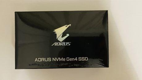 SSD Gigabyte AORUS 500 ГБ