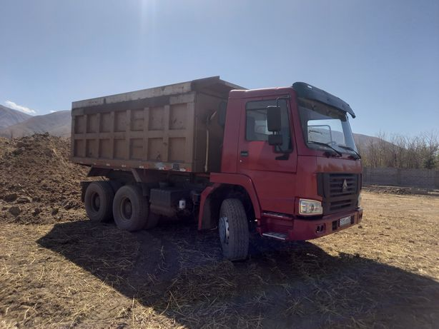 Доставка грузов Хова 25-30 тонн