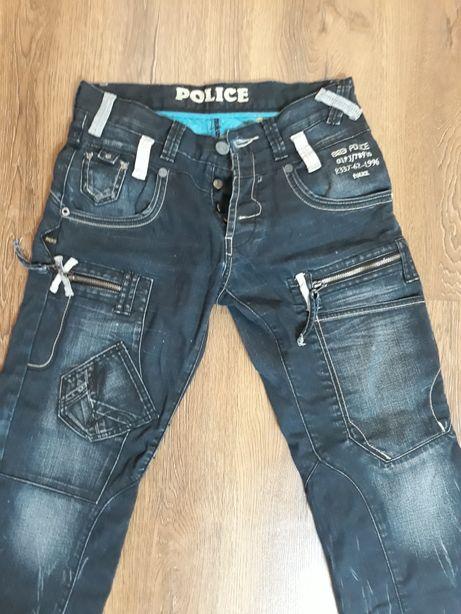 Blugi 883 POLICE mărimea 30