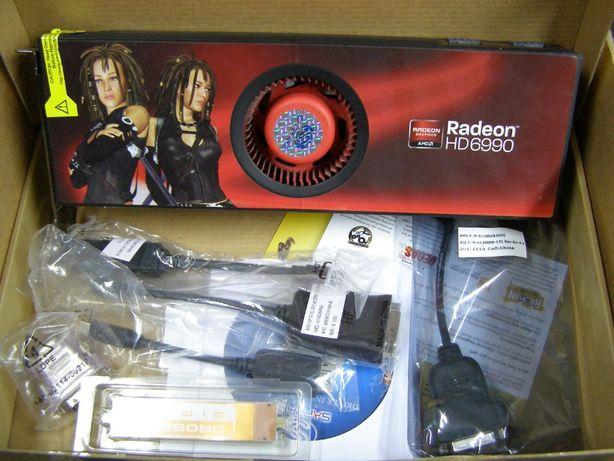 Grafica Ati Radeon 6990 HD