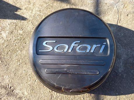 Капак за резервна гума