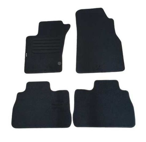 4 бр. Мокетни / текстилни стелки за Mercedes ML W163 Мерцедес МЛ 163